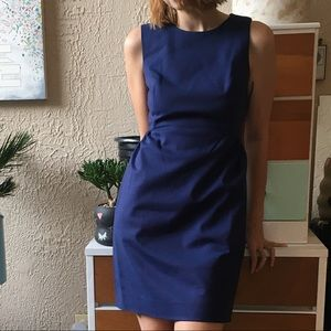 ♠️ Kate Spade Navy Dress Professional with Pockets
